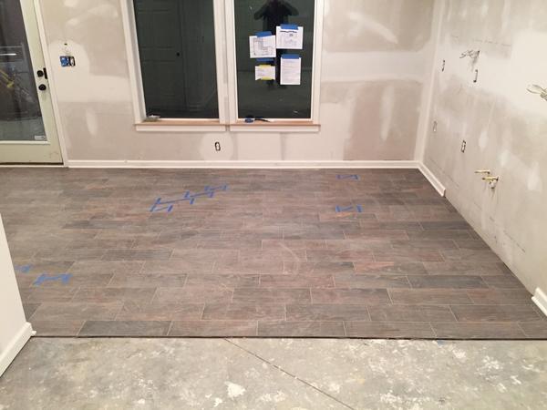 New Ceramic Tile Over Slab Sounds Hollow Ceramic Tile