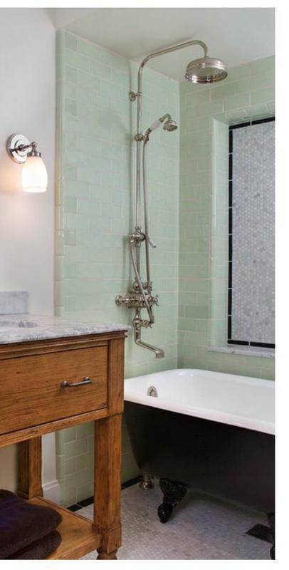 Waterproofing Freestanding Clawfoot Tub In Shower Pan Wet