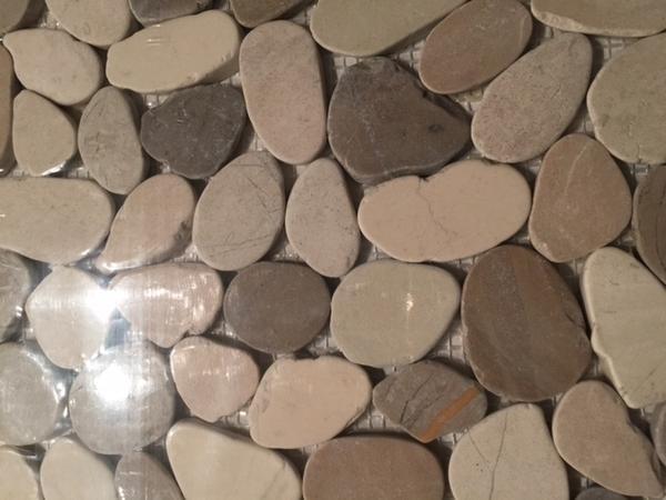 Sealing Pebble Shower Pan Base Ceramic Tile Advice Forums John Bridge