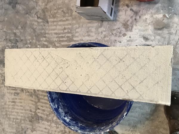 Tile not sticking to mortar - Ceramic Tile Advice Forums - John ...