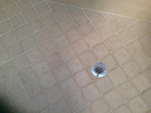 Tiling Over Shower Floor Tile Ceramic Tile Advice Forums John