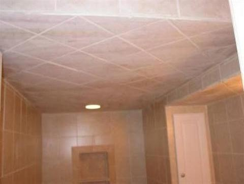 Can I Tile The Ceiling Ceramic Tile Advice Forums