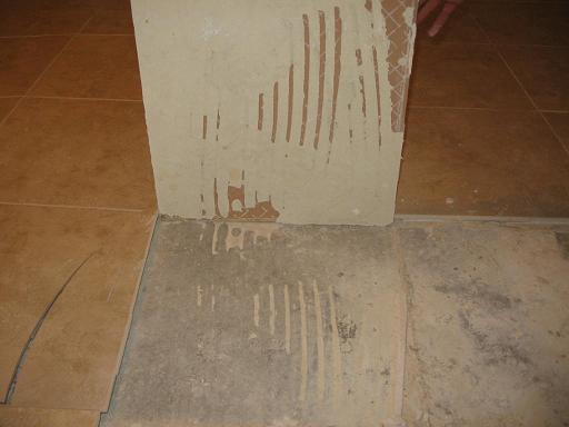 Tile Lifting Up Tile Design Ideas
