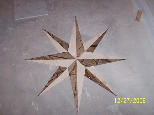 Marble Star Design Ceramic Tile Advice Forums John Bridge - Ceramic tile star designs
