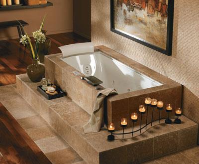 Undermount Tub Shower Questions Ceramic Tile Advice