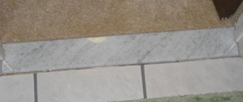 Carpet Ceramic Tile Threshold Advice Forums