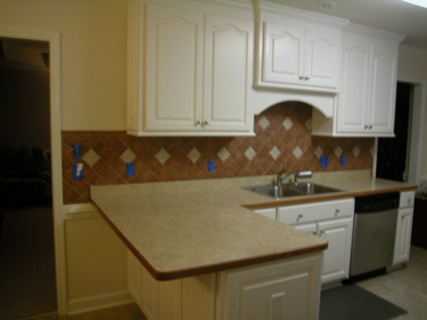 Thinset Over Paint Ceramic Tile Advice Forums John