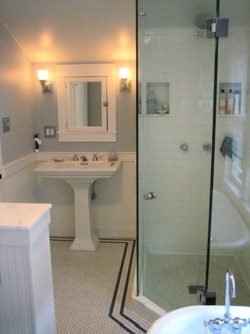 Subway Tile Bathroom Ceramic Tile Advice Forums John Bridge - Dal tile long island