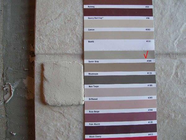 Brand new Grout colour aieee! - Ceramic Tile Advice Forums - John Bridge  WI32