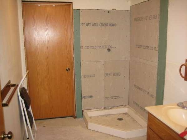 Tiling corner shower problems - Ceramic Tile Advice Forums - John ...