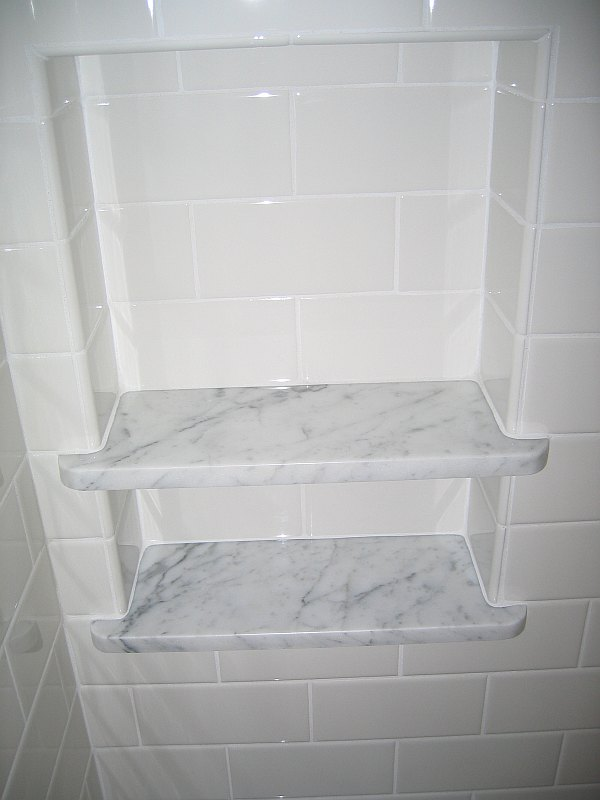 Subway Tile Niche Ceramic Tile Advice Forums John Bridge Ceramic