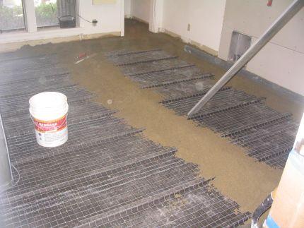 What Is A Mud Job Ceramic Tile Advice Forums John