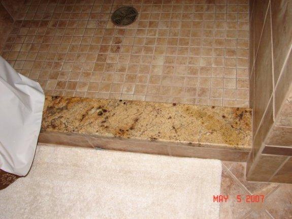 Brand-new Shower curbs - Ceramic Tile Advice Forums - John Bridge Ceramic Tile VW76