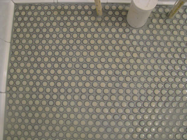 Penny Round Tile Disaster Suggestions Ceramic Tile