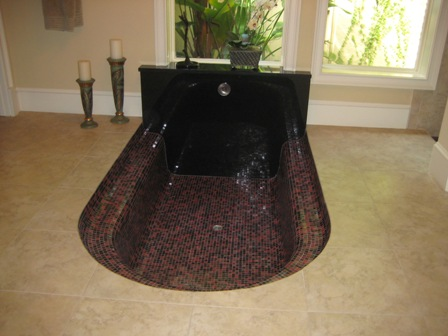 building a custom tile tub is it possible ceramic tile advice