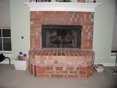 Brick fireplace project advice Tile Forum/Advice Board
