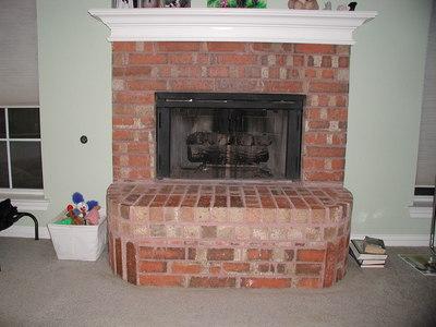 Brick Fireplace Project Advice Ceramic Tile Forums John Bridge