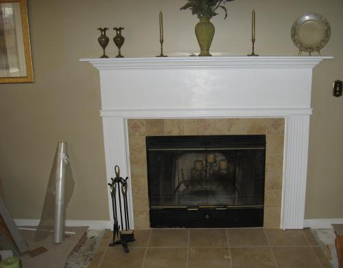 tile around gas fireplace ceramic tile advice forums