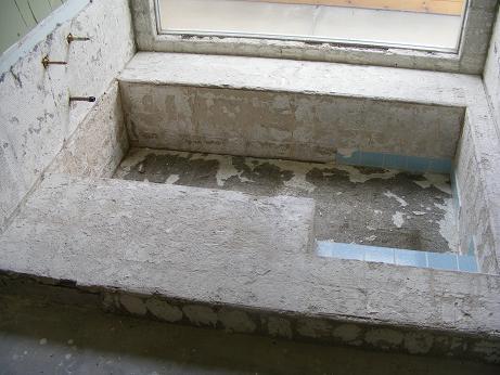 Retiling Sunken Tub Ceramic Tile Advice Forums John