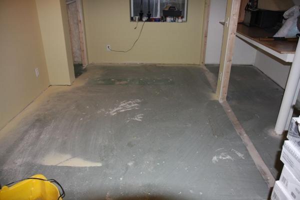 Freds Painted Basement Floor Ceramic Tile Advice Forums John - Fred's floor tile