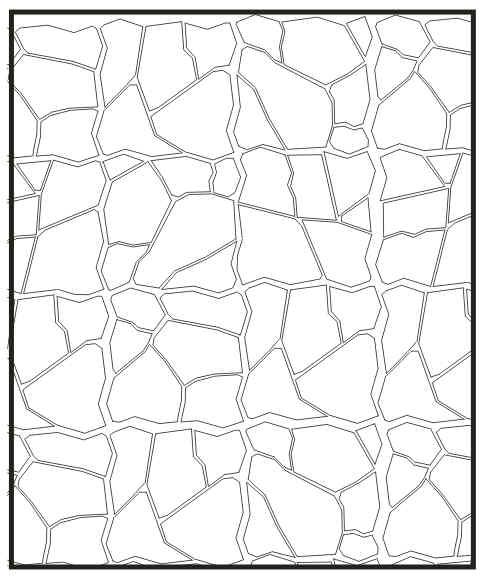flagstone look suggestions ceramic tile advice forums john bridge ceramic tile. Black Bedroom Furniture Sets. Home Design Ideas