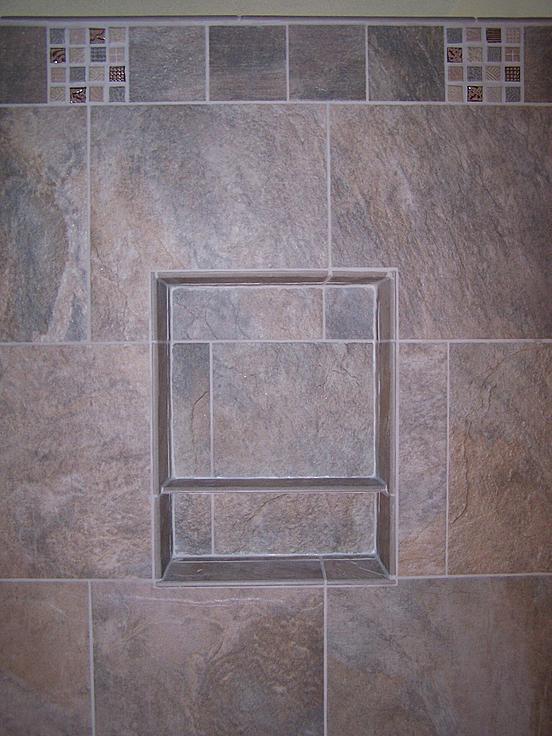 Tile Shower Niche - Ceramic Tile Advice Forums - John Bridge Ceramic ...