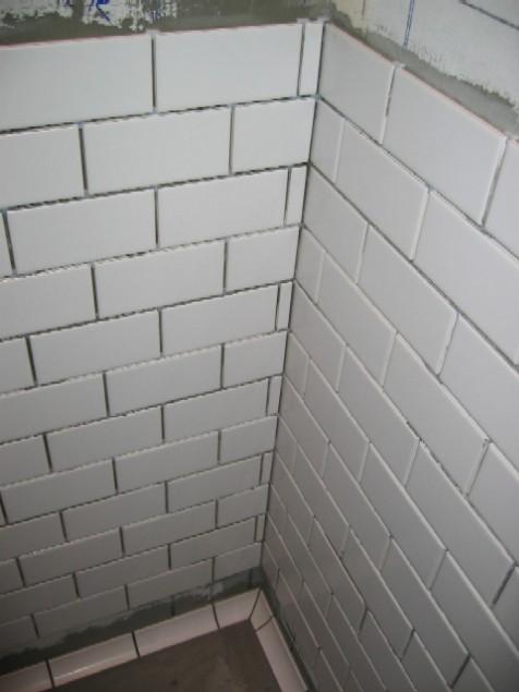 Subway Tile Project Ceramic Tile Advice Forums John