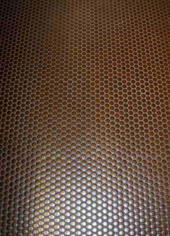 Copper Penny Floor Page Ceramic Tile Advice Forums John - Copper penny floor grout