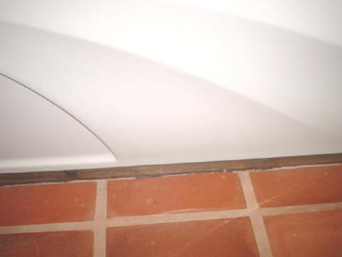 Gap Between Tub And Floor Ceramic Tile Advice Forums John