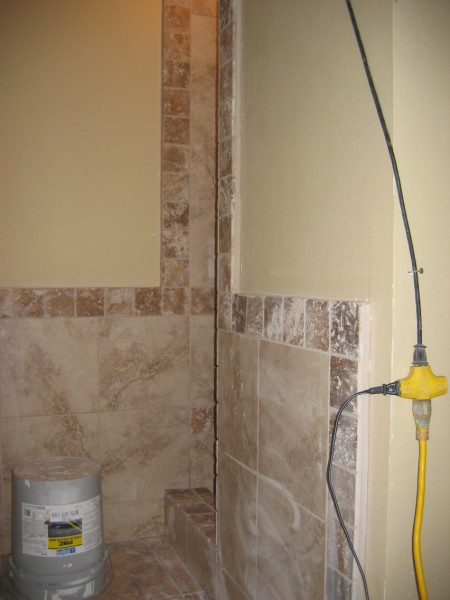 Beautiful How To Make Exposed Tile Edges Look Finished  Good Questions