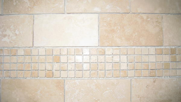 Travertine Shower 1 8 Quot Grout Lines Best Grout Ceramic