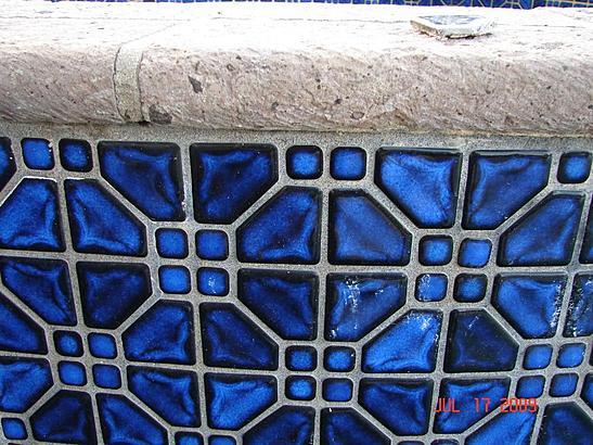 Unknown Pool Tile Ceramic Tile Advice Forums John