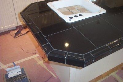 Edge Trim For Granite Tile On Bathroom Counter Ceramic Advice Forums John Bridge