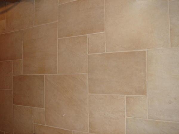 Thinset not bonding to porcelain - Ceramic Tile Advice Forums - John ...