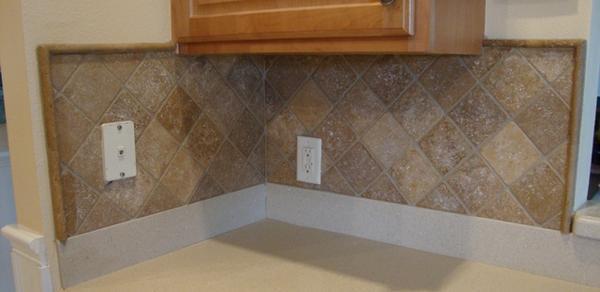 Travertine Edge Ceramic Tile Advice Forums John Bridge