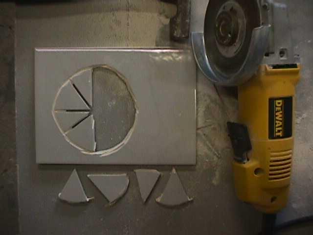 Cutting Circles In Tile Ceramic Advice Forums John