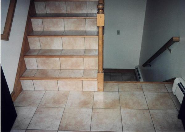 How To At Stairs Ceramic Tile Advice Forums John Bridge