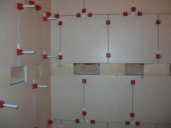 Kitchen backsplash few q 39 s ceramic tile advice forums for Drywall or cement board for shower