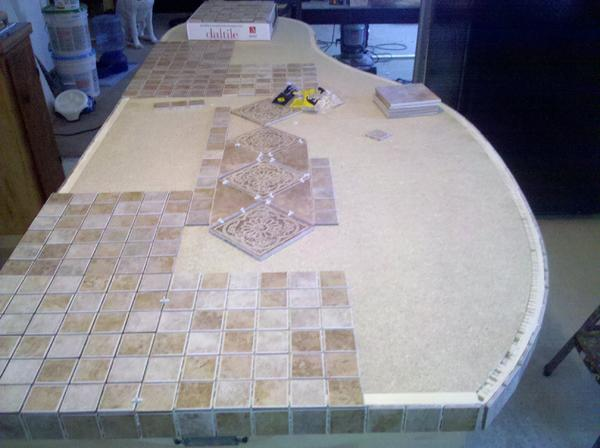 Tiling Around Rounded Corners Ceramic Tile Advice Forums