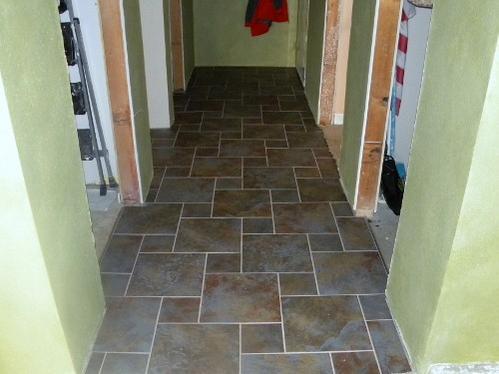 Beth S Hallway And Bathroom Ceramic Tile Advice Forums