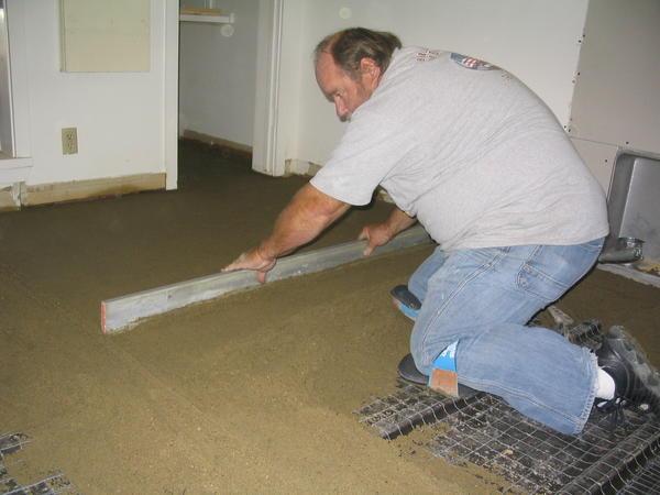 Mud job   Ceramic Tile Advice Forums   John Bridge Ceramic ...
