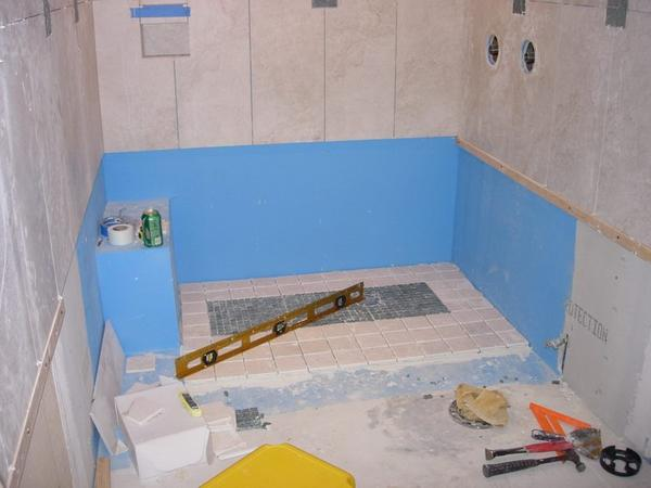 Jrnymnjay 39 S 5x8 Bath Shower Remodel Ceramic Tile Advice Forums John Bridge Ceramic Tile