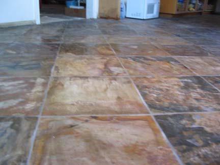 Problem with Aqua Mix Enrich 'n Seal - Ceramic Tile Advice