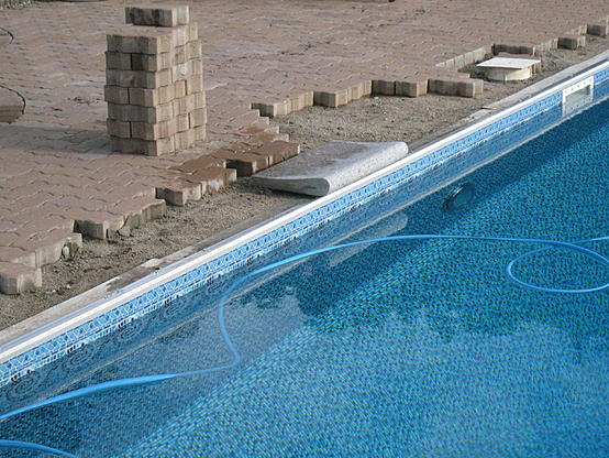 pool coping stones - Ceramic Tile Advice Forums - John Bridge ...