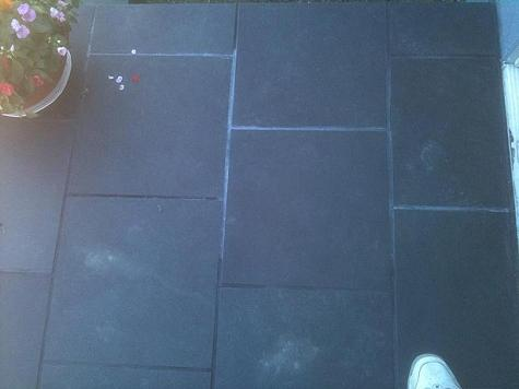 Grout Problem Efflorescence Ceramic Tile Advice Forums