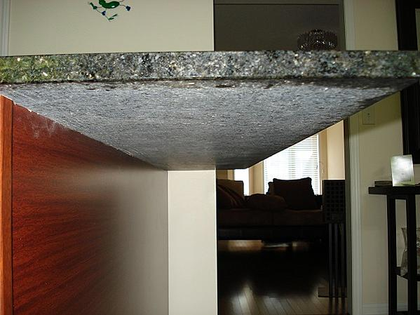 Worried About Unsupported Granite Ceramic Tile Advice Forums John Bridge Ceramic Tile
