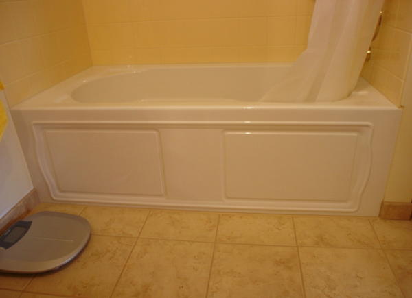 Advice Needed With Tiling An Alcove Tub Ceramic Tile