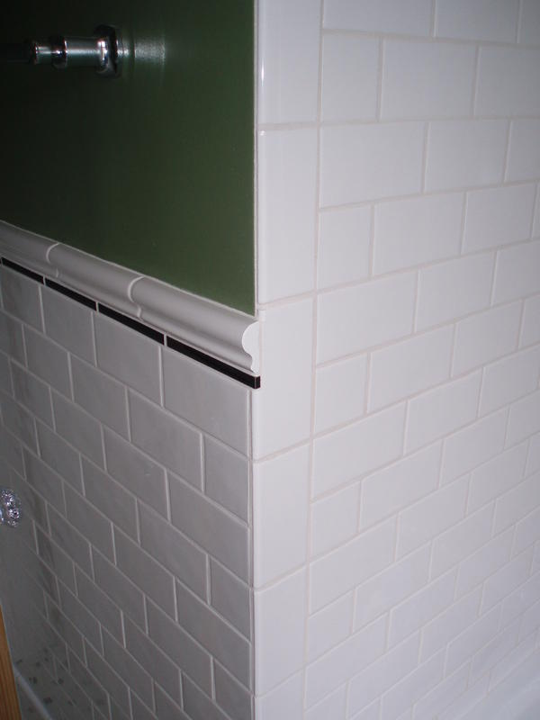 Installing subway tiles, a tutorial, Step 1 - Page 2 - Ceramic Tile ...