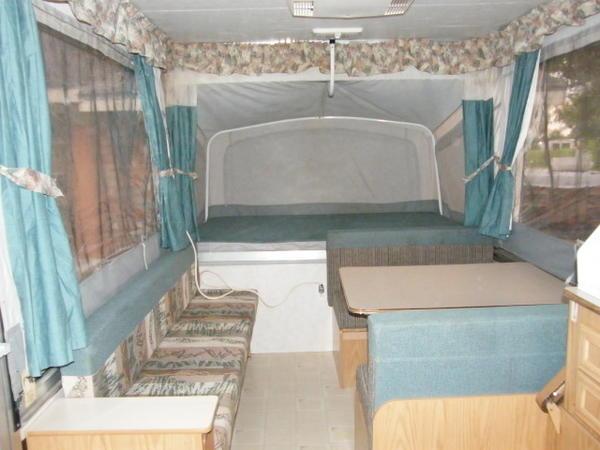 Pop up camper advice page 2 ceramic tile advice forums for Pop up camper interior designs
