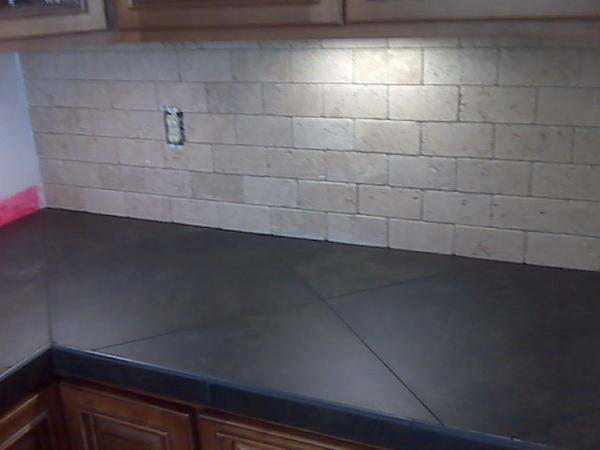 20in Porcelain Kitchen Counter Top Ceramic Tile Advice Forums John Bridge Ceramic Tile